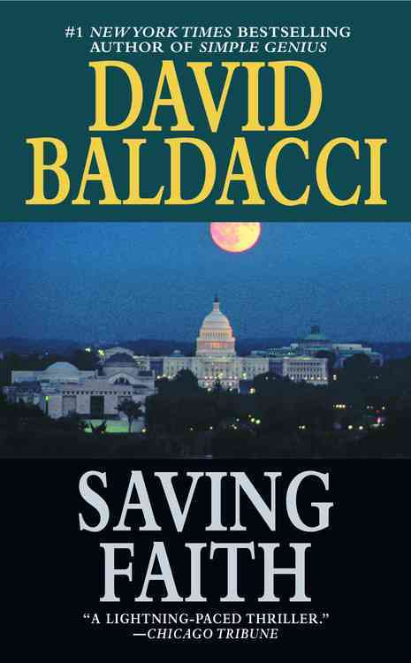 Saving Faith By Baldacci, David